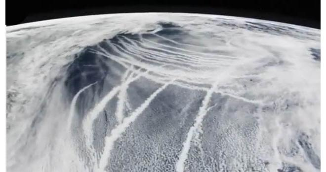Satellite-Chemtrails